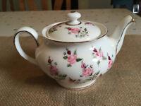 very pretty handpainted teapot