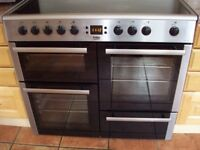 Electric Range Cooker – Beko BDVC100 - For Sale