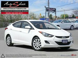 2013 Hyundai Elantra ONLY 76K! **CLEAN CARPROOF** GL MODEL