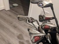 SOLD Mixture of clubs . Great for beginners