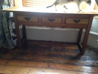 Sideboard/ small table
