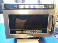 1900w Sharp heavy duty commercial Microwave Oven