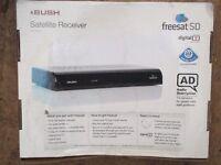 Brand New Bush Freesat Box - OPEN TO OFFERS