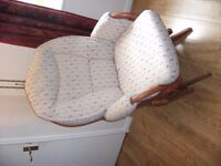 Dutailier rocking chair in excellent condition, price reduced