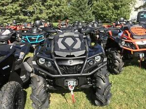 2017 Can-Am Outlander™ X® mr 1000R - Triple Black London Ontario image 2