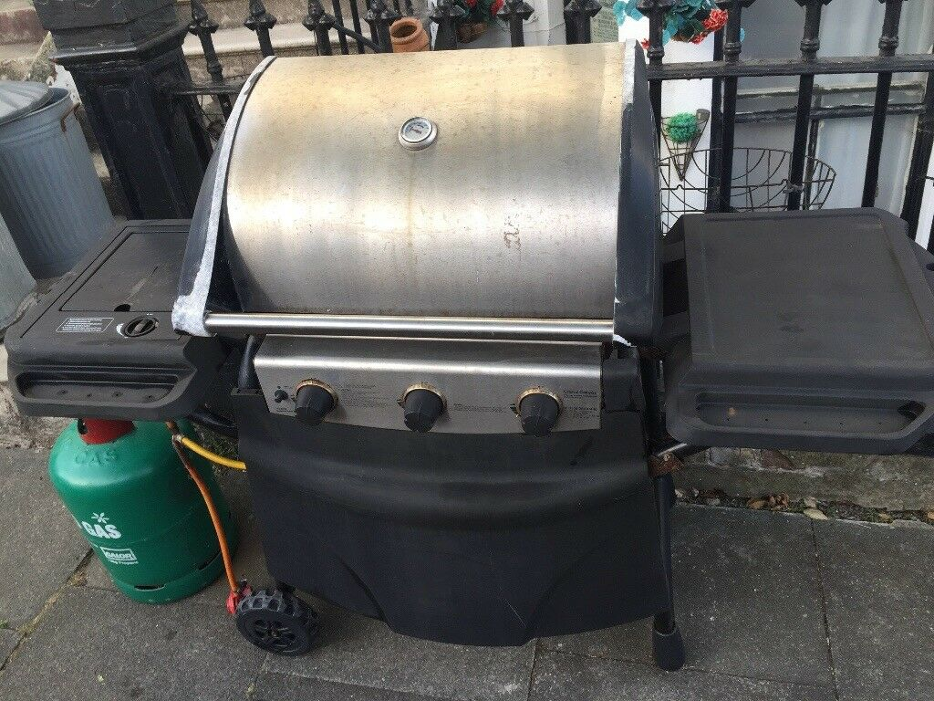 Grand Canyon Bbq.Grand Canyon 3 Burner Hooded Gas Barbeque In Brighton East Sussex Gumtree