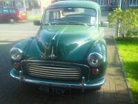 Morris Minor 1963