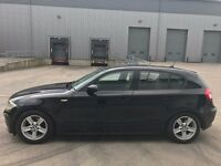 BMW 1 Series 118i Sport Petrol Black 5dr Manual