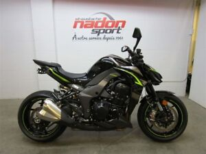 2017 Kawasaki Z1000R ABS DÉMO