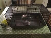 Second hand hamster cage