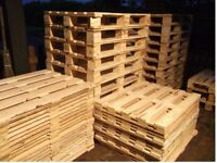PALLETS and PALLET TOPS - Excellent Used Condition