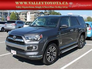 2016 Toyota 4Runner Limited Manager Demo