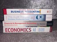 Accountancy Books for Sale