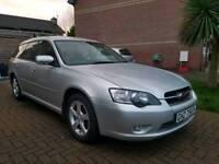 2004 Subaru Legacy Estate 4x4