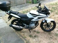 Honda CBF 125 2012 £1400 ono