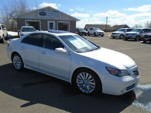 2012 Acura RL Elite ALL-WHEEL-DRIVE Tech Package