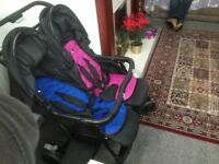 Joie Double Buggy - Barely Used