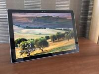 MICROSOFT SURFACE PRO 4, INTEL CORE i5, 128gb SSD, BOXED MINT CONDITION WITH PEN, MAY SWAP,rrp £949