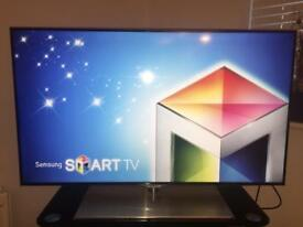 "Samsung 46"" LED HD 3D tv"