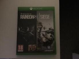 Rainbow six siege Xbox one