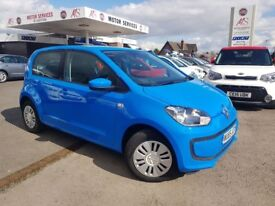 VW Up MOVE UP (blue) 2015