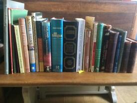 Collection of 23 collectible books