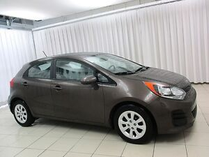 2016 Kia Rio DEAL! DEAL! DEAL! GDI 5DR HATCH w/ BLUETOOTH, CARG