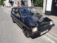 Classic Austin Mini Metro Mk1 1.3 L Automatic Black 1 Owner