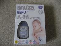 Snuza Hero HE baby monitor (2 available)