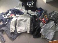 Bundle of boys clothes £50 ono