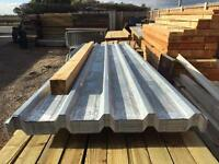 Galvanised Box Profile Roof Sheets $ New Roof Sheets