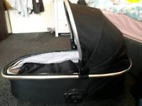 Oyster max 2 carry cot