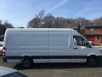 Man and large van Liverpool