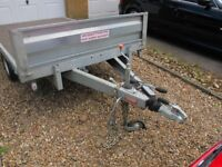 TRAILER 8X5 WESSEX FLATBED