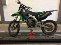 Kxf 450 2009 ROAD LEGAL not ktm yz Crf rmz