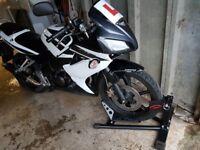 Honda CBR 125 RW-7 A1 Legal