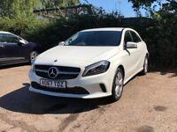 Mercedes-Benz A Class 1.5 A180d Sport 7G-DCT (s/s) 5dr