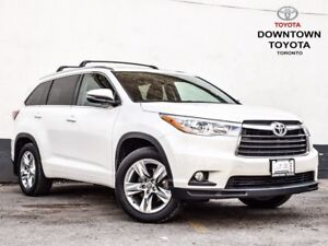 2016 Toyota Highlander LIMITED AWD | FULLY LOADED