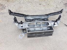 BMW E46 3 SERIES 320i FRONT END WING BONNET BUMPER LIGHTS INDECATORS IMPACT PANEL CRASH REPAIR