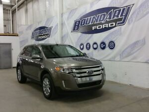 2014 Ford Edge Limited W/ Panramic Sunroof, Leather, Rmt Strt
