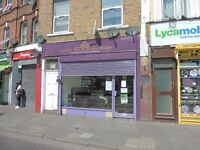 A1 SHOP TO LET Lower Clapton Road, London E5 0NS