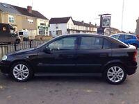Vauxhall Astra 2002 1.6 SXI