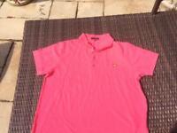 Lyle Scott t shirt xxl