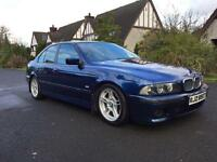 2002 e39 M Sport *LOW MILES, FSH, MANUAL, SUPERB CONDITION