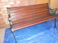 Nice Garden Bench in excellent condition.