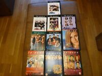 Friends Complete Seasons 1 to 10 dvd's