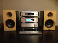Hitachi Ax-M70mp3 - Tuner/Cd/Mp3 Player