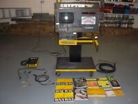 CRYPTON 335 DIAGNOSTIC MACHINE MINT CONDITION