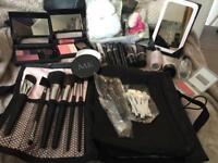 Mary Kay make up, cream and microdermabrasion kit
