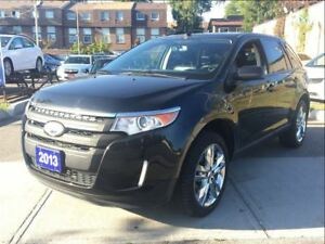 2013 Ford Edge SEL NAV LEATHER ROOF